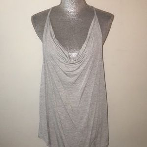 HH haute hippie grey tank top